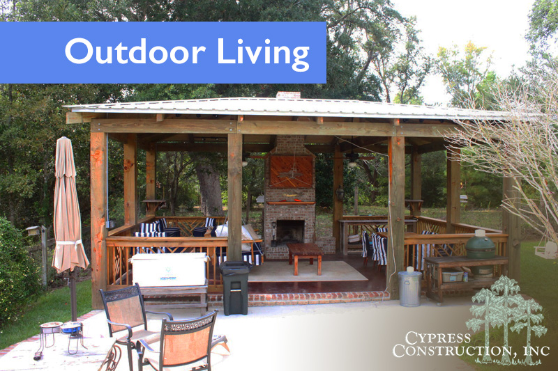 South Mississippi Outdoor Living
